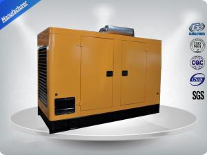 China AC Industrial Container Generator Set Silent Rainproof 1500 R / Min Rotation Speed on sale