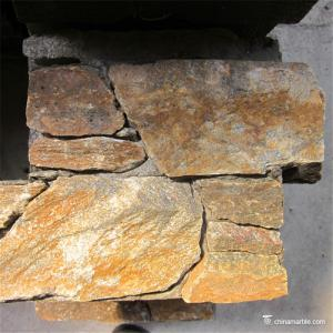 China Natural stone Concrete Back Natural Limestone Wall Panel For Exterior House Wall Decoration on sale