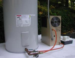 China Heat Pump Water Heater 150L on sale