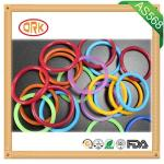 Colored Waterproof EPDM Hydraulic O Ring Seal For Auto Cooler , 30-90 Shore Hardness