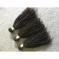Extremely Soft 8A Virgin Hair Bundles No Split Ends , Free Tangle For Women