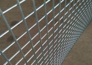 China Hot - Dip Galvanized Welded Wire Fence Suitable For Machine Protective Cover on sale