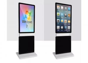 China Stand alone 49'' Interactive Touch Screen lcd Digital Kiosk Andriod 6ms Response Time on sale