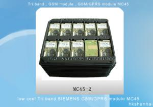 China Tri band SIEMENS GSM/GPRS module MC45 on sale