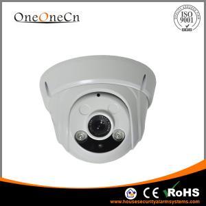 China IR Array Dome Analog CCTV Camera 700TVL Vandal Proof 25m IR Distance on sale