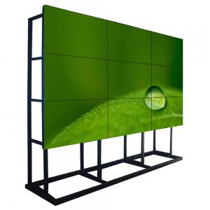China 3x3 46inch Full HD Samsung LCD Video Wall For Integrated Security Solutions on sale