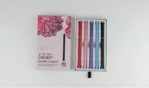 China Wonderful Disposable Lady electronic cigarette Five colors option on sale
