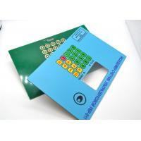 Durable Multi Keys PCB Membrane Switch for Telecommunication Equipment
