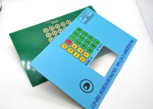 China Durable Multi Keys PCB Membrane Switch for Telecommunication Equipment on sale