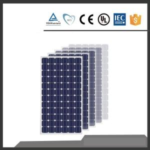 China Flat Roof Monocrystalline Solar Module Double-Sided Fluorine TPT For Countryside on sale