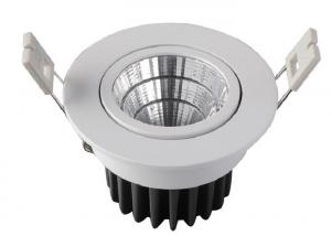 China Warm White 7W Led Downlight 770Lm Indoor Led Ceiling Lights Recessed on sale