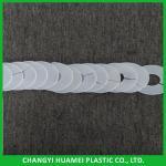 Plastic Clothes size rack divider