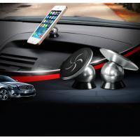 China Dashboard Magnetic Note 4 Galaxy Samsung Car Phone Holder with Sticky on sale