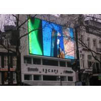 P5 P6 Waterproof Large Outdoor Led Display Screens 1R1G1B With MBI5124 IC