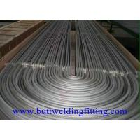 ASTM A182 F304L Stainless Steel Seamless Pipe U - Type Boiler Tube For Air Condition