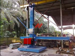 China High Efficiency Welding Manipulator Auto For Pipe / Tanks Fabrication on sale