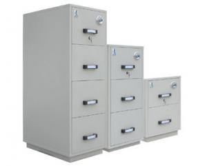 China Fire Resistant Filing Cabinet on sale