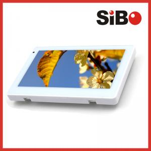China High quality Wall Mount PC LCD Android tablet built in RFID NFC with Glass wall bracket on sale