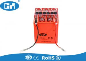China Rechargeable Lead Acid Gel Motorcycle Battery Self - Regulating Relief Valve on sale