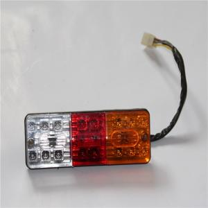China Custom Motorcycle Led Turn Signals Running Lights , Motorcycle Front Turn Signals on sale