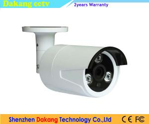 China Home Outdoor IR Bullet Camera Wide Viewing Angle 1/3 CMOS Sensor on sale