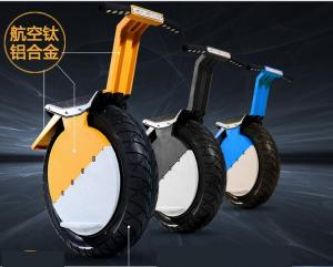 China Smart Solo Single Wheel Electric Scooter With 360wh Lithium Samsung Battery on sale