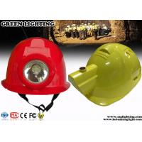 IP 65 All - In - One Cordless Mining Cap Lamps2.8AH Rechargeable Battery