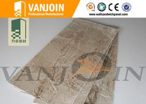 China Light Fire Rated MCM Soft Ceramic Tile Interior Exterior Wall Clading Decoration on sale