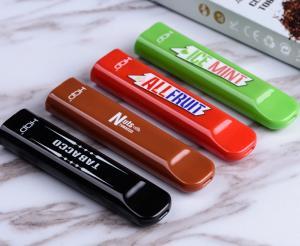 China USA popular made in dongguan fashionable disposable e smoke vape 2019 wholesale Oem E Cigarette Disposable vape pen on sale