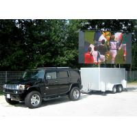 Waterproof Full Color Mobile LED Display Screens