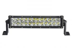 China 72W 2DS Off Road Car Roof Light Bar 13.5Inch 24LED CREE / Phiilps On Bumper on sale