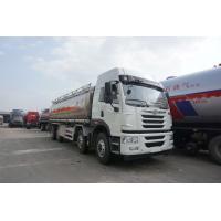 FAW 8*4 336hp 35CBM Diesel Oil Mobile Fuel Tank Tanker Truck 251 - 350hp Horsepower