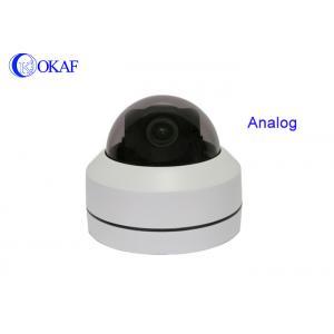 China 2.5'' HD Indoor / Outdoor Wide Angle CCTV Camera1080P MINI Dome No Digital Zoom on sale