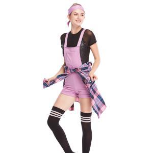China MiDee 3 Piece Jumpsuit Costume Mock Neck Short Sleeves Performance Wear on sale
