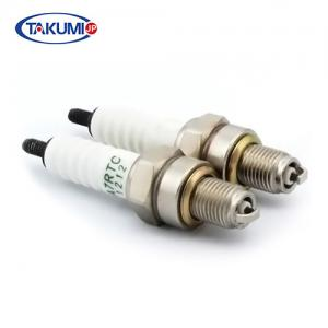 China 19mm Reach Car Spark Plug A7rtc For Suzuki Motorcycle on sale
