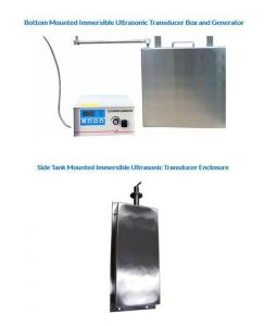 China Immersible Ultrasonic Cleaner Transducer Power Sizing and In-Tank Placement on sale