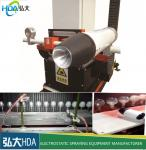 HDA bell automatic electrostatic liquid spray paint gun paint coating machine