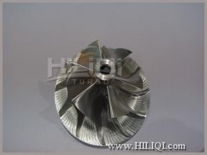 China New Product High-precision Turbo spare parts, Turbo Compressor Wheel, MFS Compressor Wheel on sale