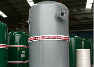 China Gas Storage Low Pressure Air Tank Long Lasting Pressure Vessel Double Sided Welding on sale