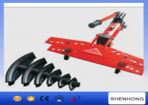 China Hydraulic Pipe Bender Overhead Line Construction Tools Hydraulic Busbar Bender on sale