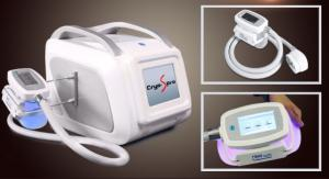 China Desktop Mini Laser Weight Loss Machine Logo Accept With Vacuum Cavitation System on sale