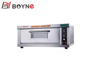 China One Deck One Tray Electric Industrial Baking Oven for Bakery on sale