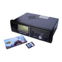 Real Time 3G Digital Tachograph With SD Card Record Driving Data