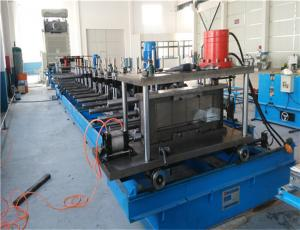 China Durable Trunking Cable Tray Roll Forming Machine , Metal Rolling Equipment on sale