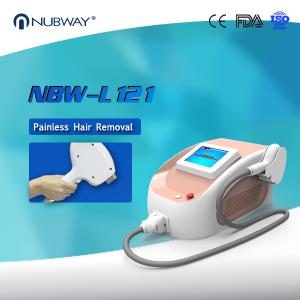 China 808nm painfree and permanent  hair removal machine for salon on sale