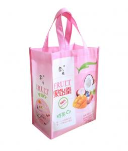 China Promotional Woven Polypropylene Feed Bags Bespoke Printing Company Logo on sale