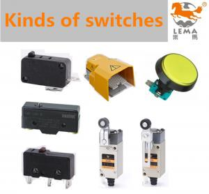 China CE UL certificate micro switches limit switches on sale
