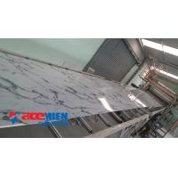 replace nature marble,PVC artificial marble,faux marble,imitation marble making machine