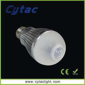 China LED Infrared Sensor Bulb on sale