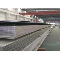 China 25% Chromium Astm A240 Polished Stainless Steel Plate ISO SGS Certification on sale